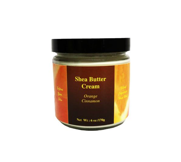 ORANGE SHEA BUTTER CREAM (BODY)