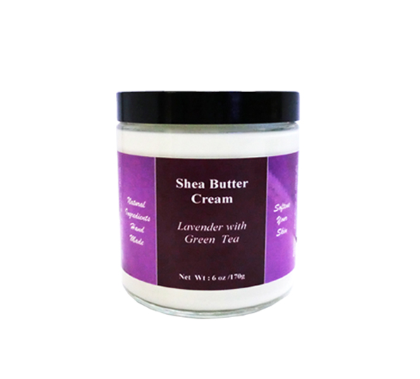 GREEN TEA SHEA BUTTER CREAM (BODY)