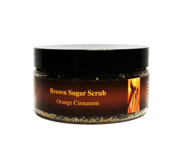 ORANGE CINNAMON SUGAR SCRUB
