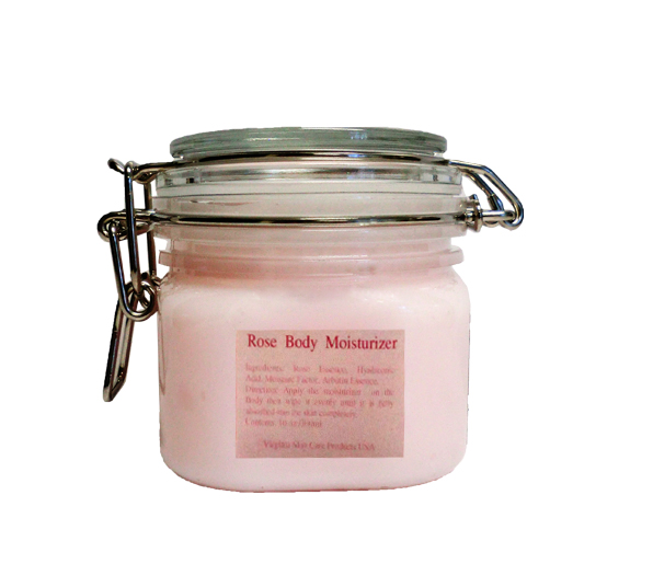 ROSE BODY MOISTURIZER